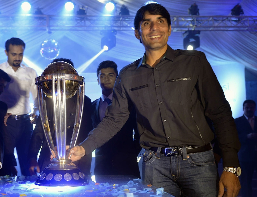 ICC World Cup Trophy 2015