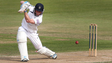 Tom Alsop was making his first-class debut