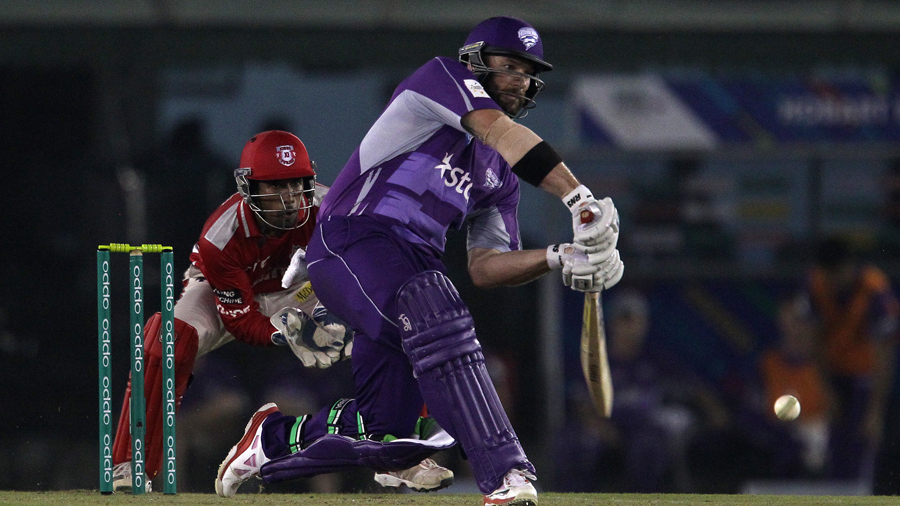CLT20 2014: Kings XI Punjab vs Hobart Hurricanes - Heroes of the match