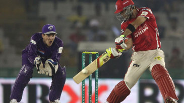Glenn Maxwell turned the game around with his aggressive batting