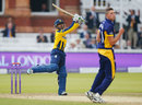 Ateeq Javid struck a flamboyant six, Durham v Warwickshire, Royal London Cup final, Lord's, September 20, 2014