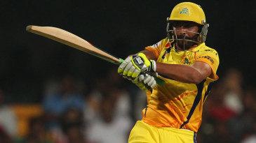 Ravindra Jadeja smashed 40 off 14 balls