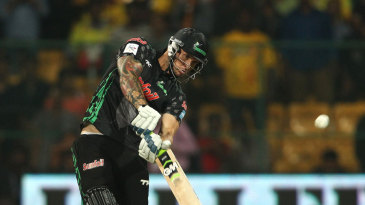 Cameron Delport blasted 34 off nine balls