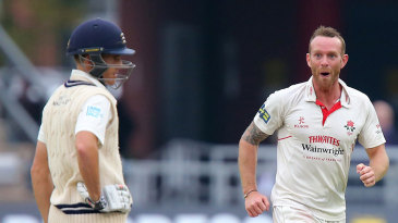 Luke Procter caused Middlesex problems
