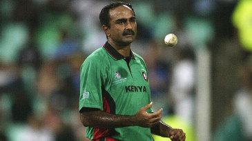 Aasif Karim took 3 for 7 against Australia