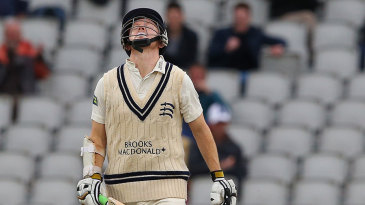 Chris Rogers chopped on