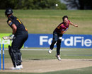 Jono Boult took 1 for 18, Northern Districts v Wellington, Ford Trophy 2013-14, final, Mount Maunganui, April 5, 2014