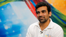 Zaheer Khan close-up, August 2014