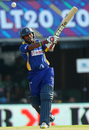 Dilshan Munaweera hits out, Barbados Tridents v Cape Cobras, Champions League T20, Group B, Mohali, September 26, 2014
