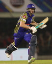Sybrand Engelbrecht sets off for a run, Barbados Tridents v Cape Cobras, Champions League T20, Group B, Mohali, September 26, 2014
