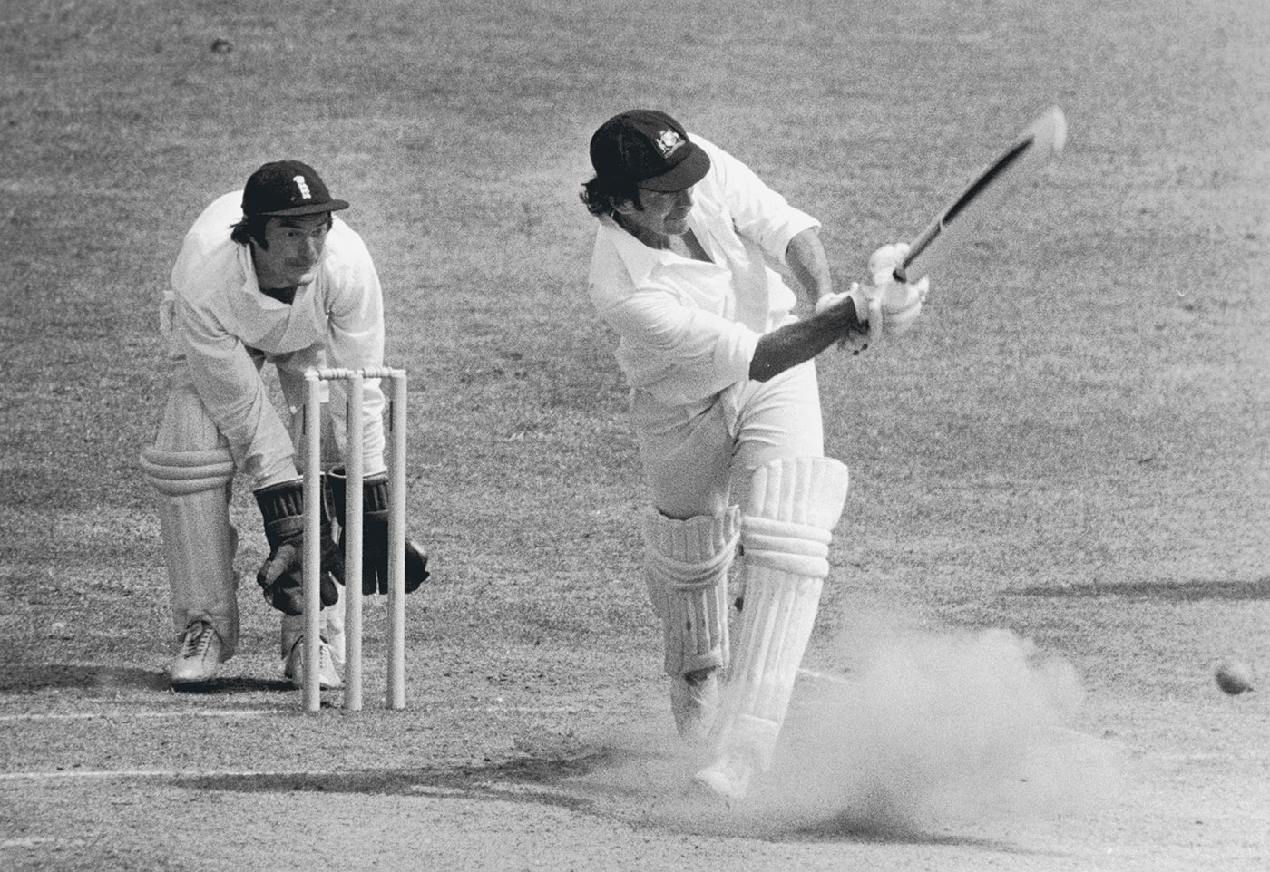 Chappell's objective when playing spin: try to manipulate the field settings