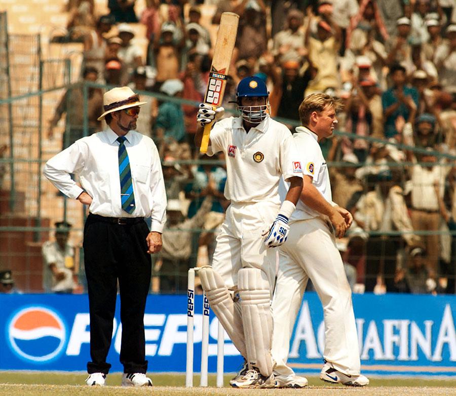 Chappell on Laxman in Kolkata, 2001: