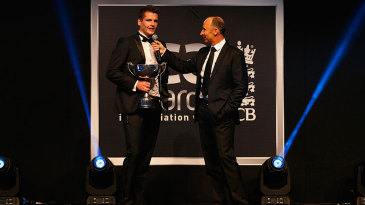 Alex Lees made it a Yorkshire double at the PCA awards