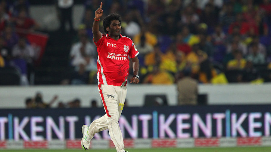 Parvinder Awana struck twice in his opening spell