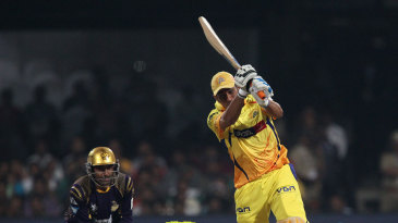 Not for the first time, MS Dhoni sealed a title with a six