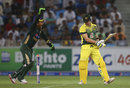 Steven Smith was caught behind, Pakistan v Australia, 2nd ODI, Dubai, October 10, 2014
