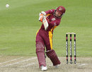 Chris Hartley hit 12 boundaries in his 90, Queensland v Victoria, Matador BBQs One-Day Cup, Sydney, October 14, 2014