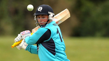 Matt Machan made 83 off 86 balls