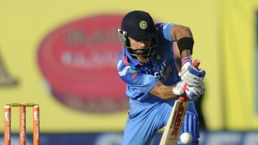 IND vs WI 4th ODI Highlights 2014