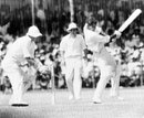 Budhi Kunderan on his way to 192, India v England, 1st Test, Madras, 2nd day, January 11, 1964