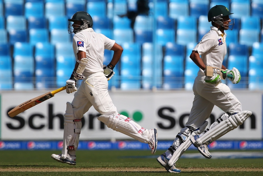 Pakistan lose Azhar Ali after a half-century opening partnership