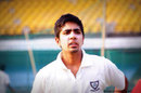 Rajasthan XI's Aditya Garhwal has been in spectacular form in the Under-19 one-dayers, October 22, 2014