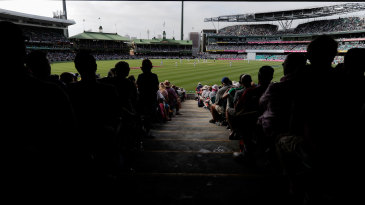 A general view of the SCG