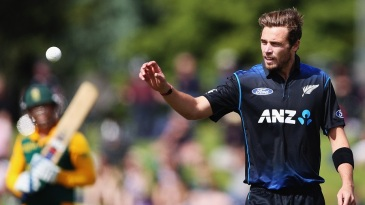 Tim Southee produced a couple of chances that weren't converted