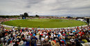Panoramic view of Saxton Oval, Nelson