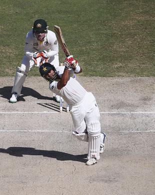 PAK vs AUS Day 4 Highlights 1st Test 2014