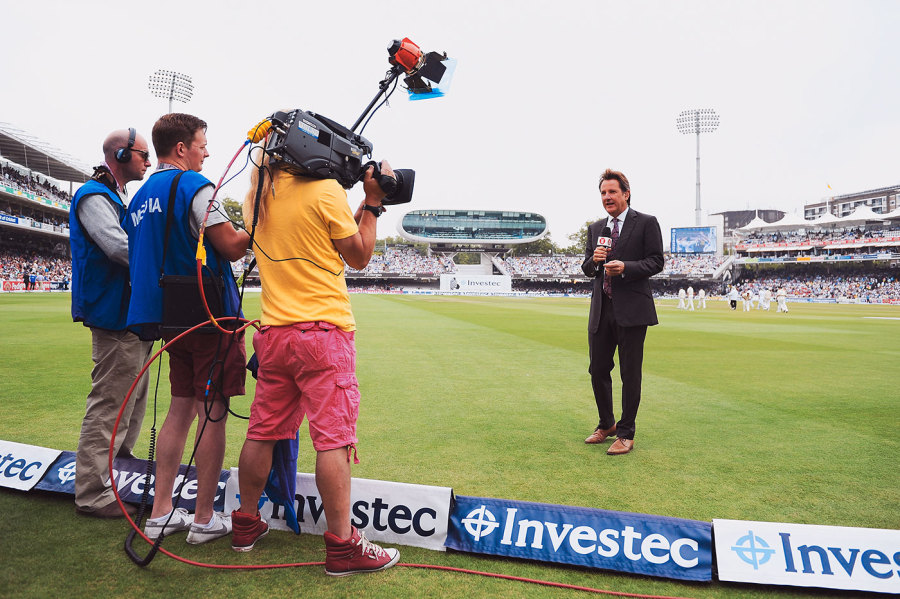 The voice of 2005: Mark Nicholas' hyperbole is as vital to his appeal as his trenchant analysis