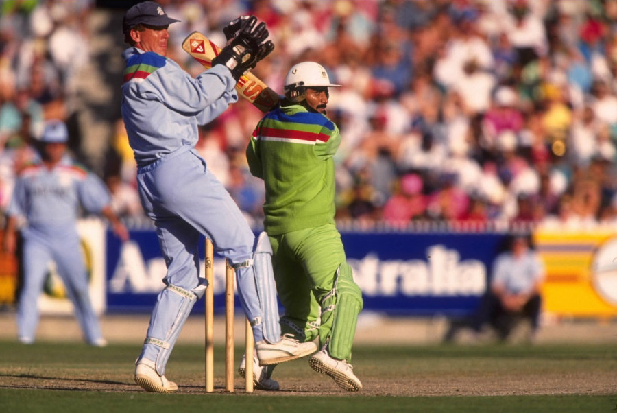 Initially excluded, Javed Miandad proved indispensable to Pakistan's campaign
