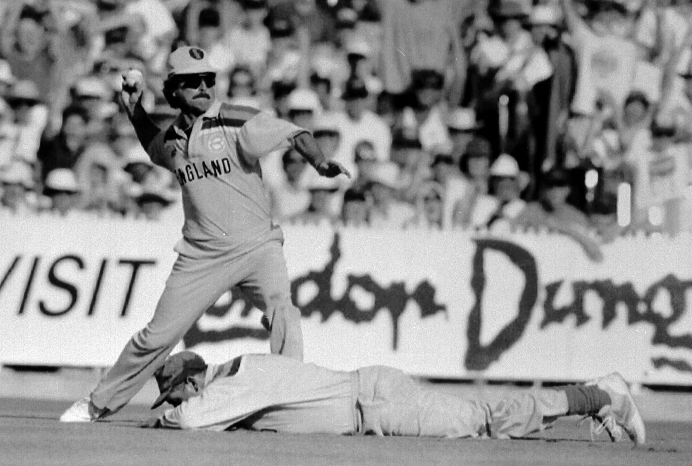 You need some luck as well: in the final, Imran was dropped by Gooch on 9 and he went on to make a match-winning 72