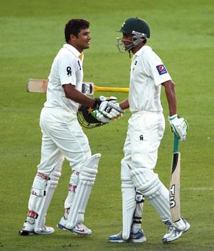 PAK vs AUS Day 1 Highlights 2nd Test 2014