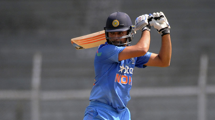 Rohit Sharma proved his fitness with a quickfire 142