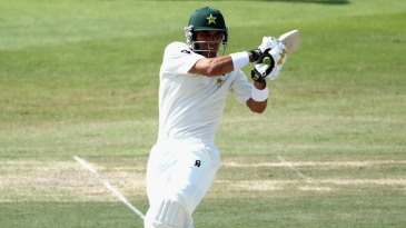 Misbah-ul-Haq smashed the fastest fifty in Test cricket - off 21 balls