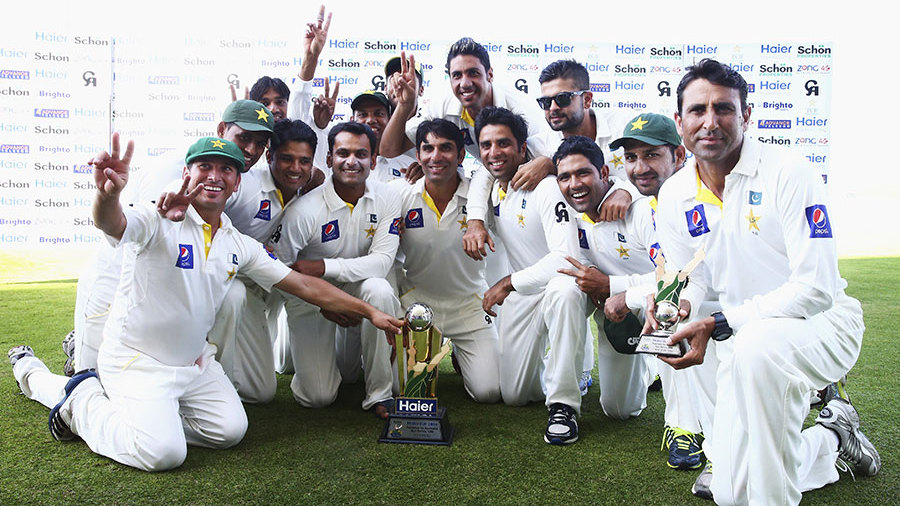 'I'm not Misbah, Misbah is not me'