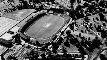 The Adelaide Oval in 1963