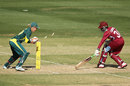 Alyssa Healy stumps Shemaine Campbelle, Australia Women v West Indies Women, 2nd T20, Adelaide, November 5, 2014