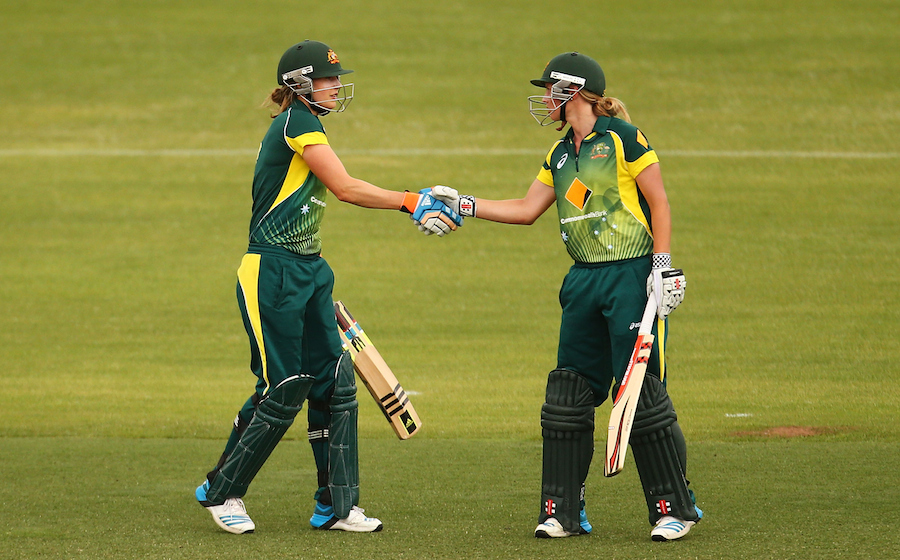 Lanning on Ellyse Perry: