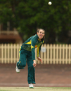 Erin Osborne picked up three wickets, Australia v West Indies, ICC Women's Championship, Sydney, November 11, 2014