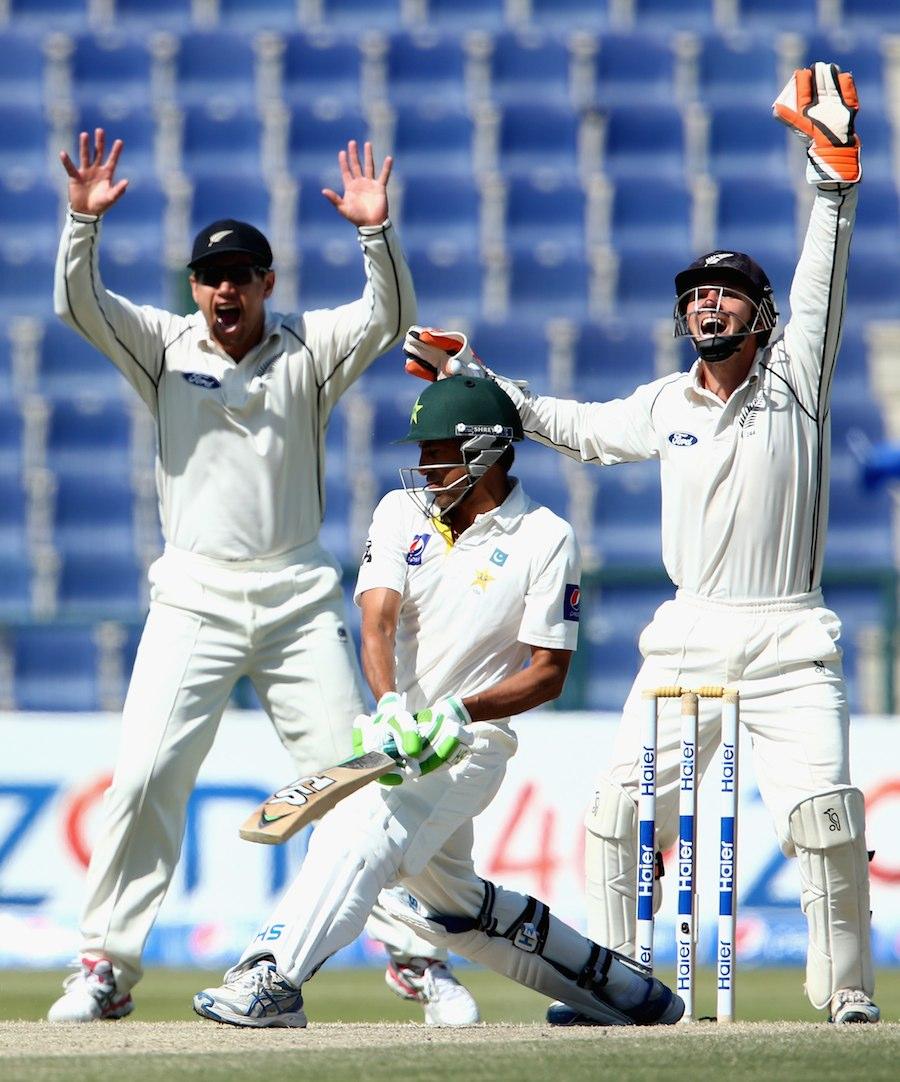 Pakistan vs New Zealand 2nd test