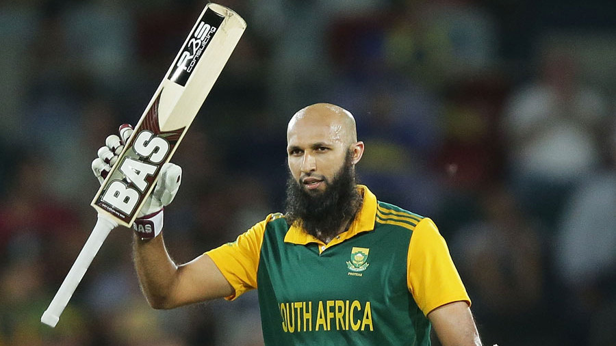 Hashim Amla raises his 17th ODI hundred