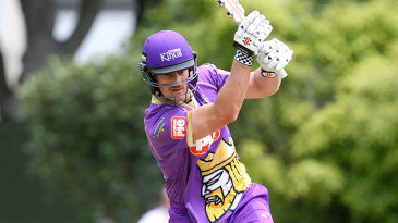 Neil Broom struck an unbeaten 96 off 59 balls