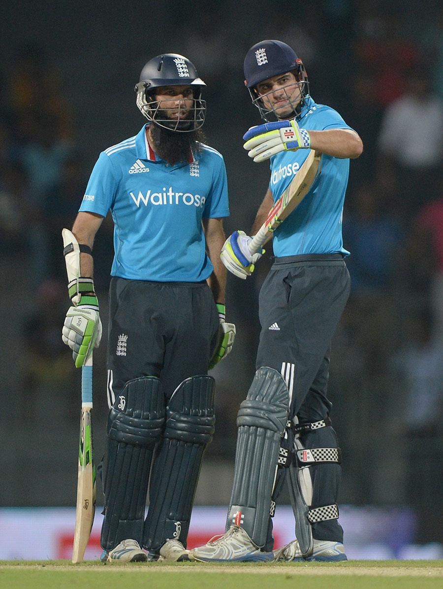 England vs Sri Lanka 2nd ODI