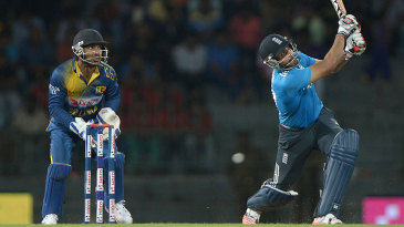 SL vs ENG 1st ODI Highlights 2014