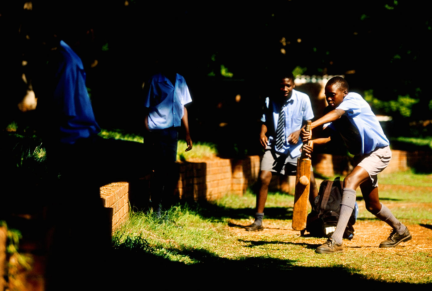 The healthy grass-roots development of cricket in Zimbabwe in the '90s is now a memory