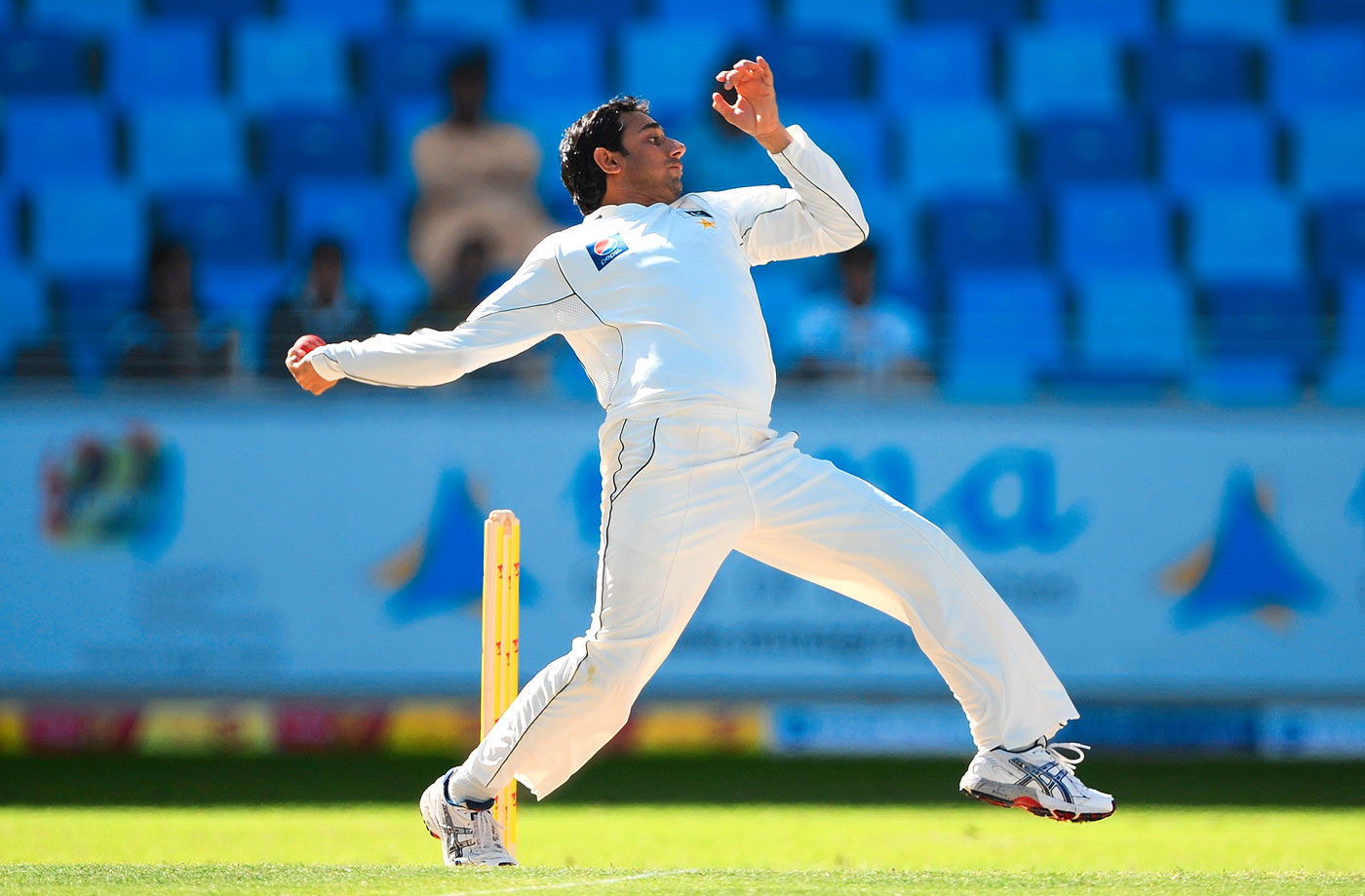 The mauling of Australia in the 2014 UAE Tests showed that Pakistan didn't miss Ajmal anywhere near as much as might have been feared