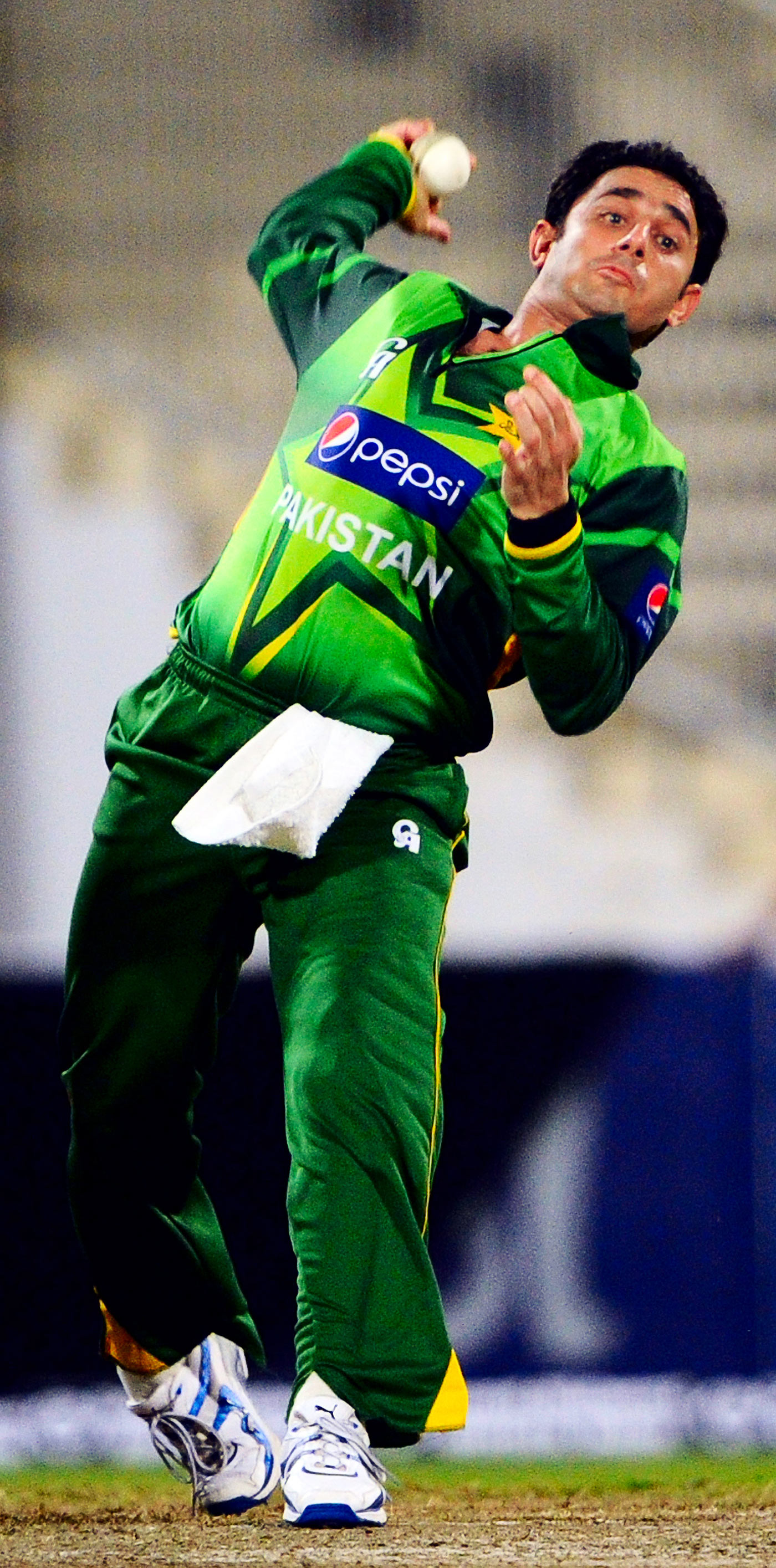 From May 2011, no specialist bowler has bowled as many balls (13,346) in all formats as Saeed Ajmal. How can a bowler have the same action across such a vast number of deliveries?