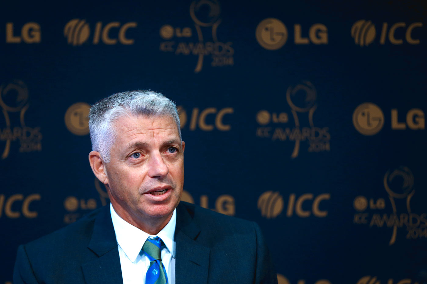 Better late than never: the ICC's David Richardson has admitted that the clampdown on dodgy actions ought to have started sooner